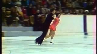Irina Rodnina & Alexander Zaitsev - 1976 Olympics - Exhibition