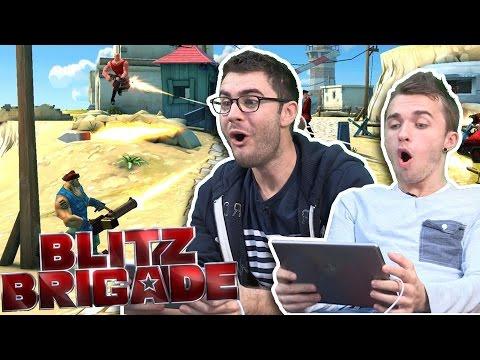 On frag sur tablette ! - Blitz Brigade