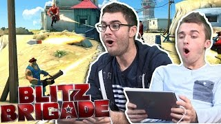 On frag sur tablette ! - Blitz Brigade