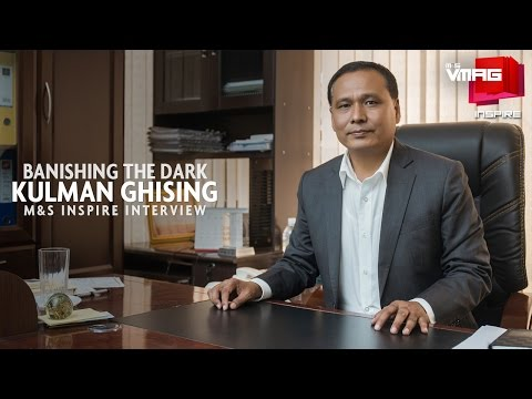 Here's how Kulman Ghising put an end to loadshedding | M&S INSPIRE | M&S VMAG