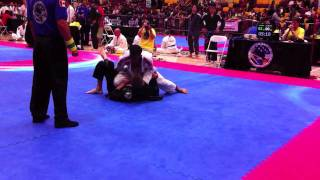 "Kenny ""Pops"" Tenny at the LA International Brazilian Jiu Jitsu Open"