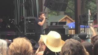 "Scotty McCreery ""See You Tonight"" @ Indian Ranch 8/2/14"