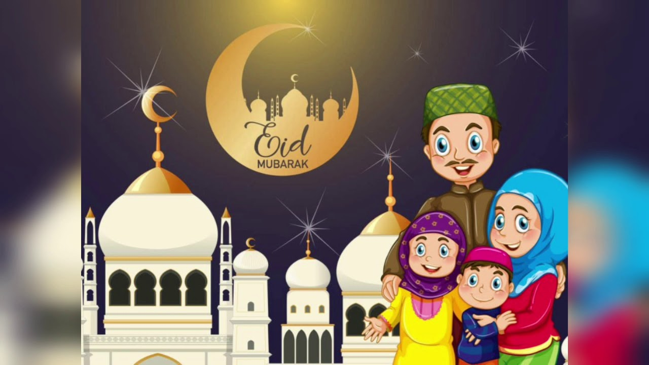 Eid Mubarak to you and your family. 🤝