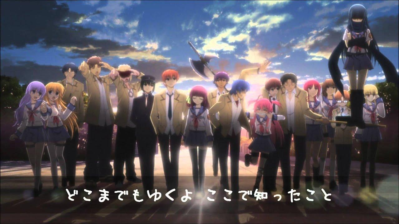 anime wallpaper hd angel beats