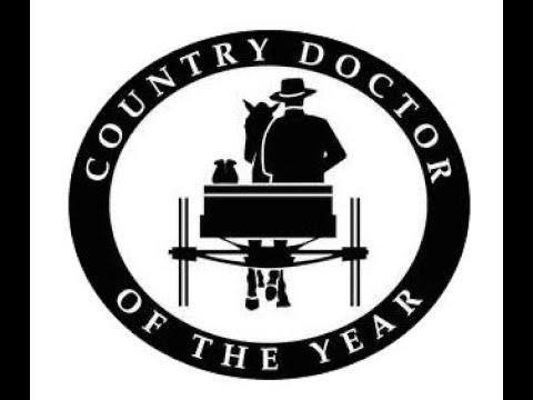 Celebrating the 2017 Country Doctor of the Year:  Dr. Van Breeding