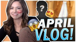 FAN KISSED ME AT PAX ?! NEW HOUSE! April Vlog!