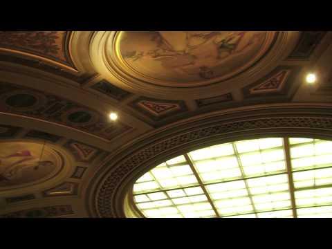 Le Grand Amphithéâtre en Sorbonne