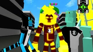 I've Been 10 Super Stiff and Become a Superhero - Roblox