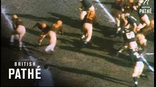 The Tournament Of Roses - The Rose Bowl Game (1940)