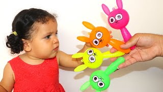 Finger Family Song - Daddy Finger Nursery Rhymes