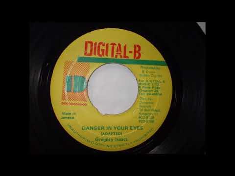Danger In Your Eyes Riddim (1997) Gregory Isaacs,Dennis Brown,Admiral Tibett & More (Digital B)