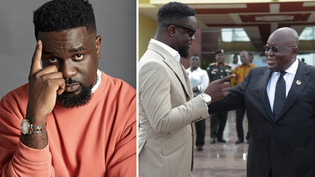 Sarkodie breaks long silence on the #FixTheCountry campaign and NPP is not happy