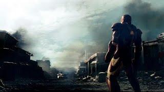 Сцена с террористами и танком | Железный человек | Full HD