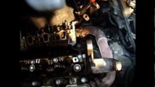 Part 2 GM 3400 How to Replace a Bad Blown Head Gasket Reassembly Overheats No Vent Heat 3.4 Liter