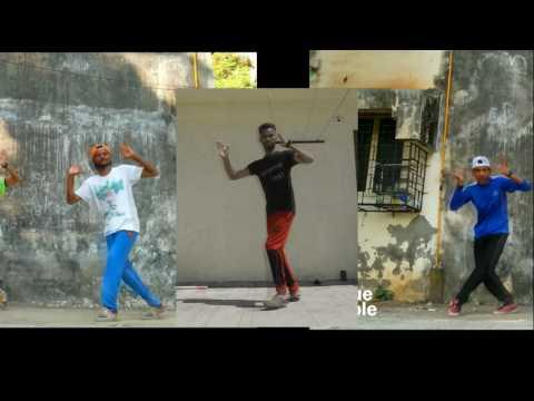 Zumba Dance Steps