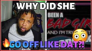 NICKI DIDN'T LET UP! Sada Baby - Whole Lotta Choppas [Remix] ft. Nicki Minaj   REACTION! 🔥