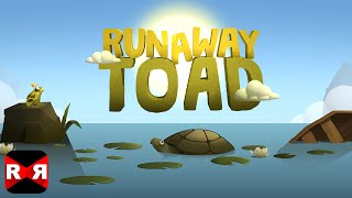 Runaway Toad (By Last Chance Media) - iOS / Apple TV - Gameplay Video