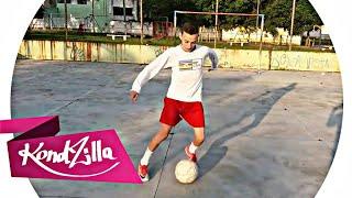 Joao Vitor Skills -  ♫ OS MLK É LISO (Só de Dibre)   Paródia MC Rodolfinho    FUTPARÓDIAS