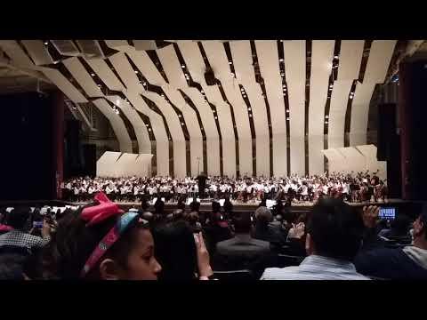 World Premier Skyline Rising Port Washington school district Night of 1000 Strings