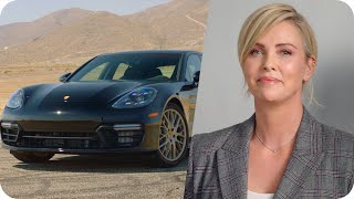 Charlize Theron Wants You to Win a Luxury Porsche 4 E-Hybrid // Omaze