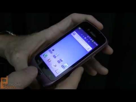 Samsung Exhibit 4G  T-Mobile.flv