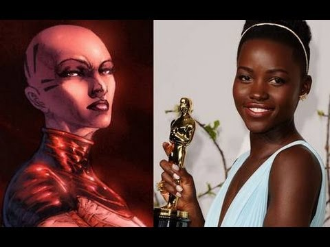 Could Lupita Nyong'o Play Asajj Ventress In STAR WARS EPISODE VII - AMC Movie News