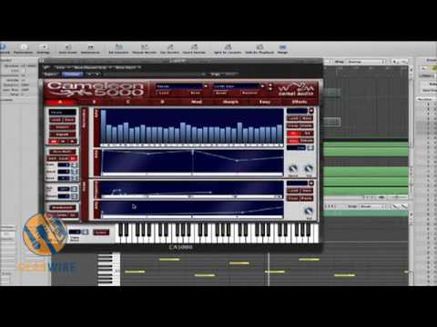 Camel Audio Cameleon 5000 Additive Synth Overview, Part One
