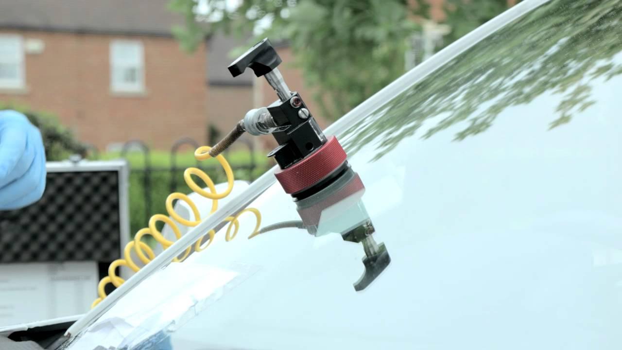 A Windscreen Repair By Autoglass