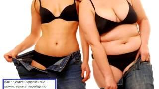 Похудеть без вреда здоровью