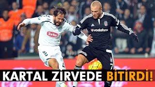 Beşiktaş 4-0 Torku Konyaspor Maç özeti - 27 Aralık 2015