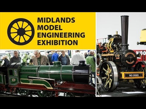 Midlands Model Engineering Exhibition 2018
