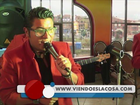 VIDEO: LA NUEVA RUMBA DE BOLIVIA - Loquito Por Ti - Colegiala - En Vivo - WWW.VIENDOESLACOSA.COM - 2015