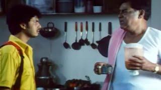 "Kotta Sreenivasa Rao - Karthik Comedy Scene - ""Karthik Anitha"" Tamil Movie Scenes"