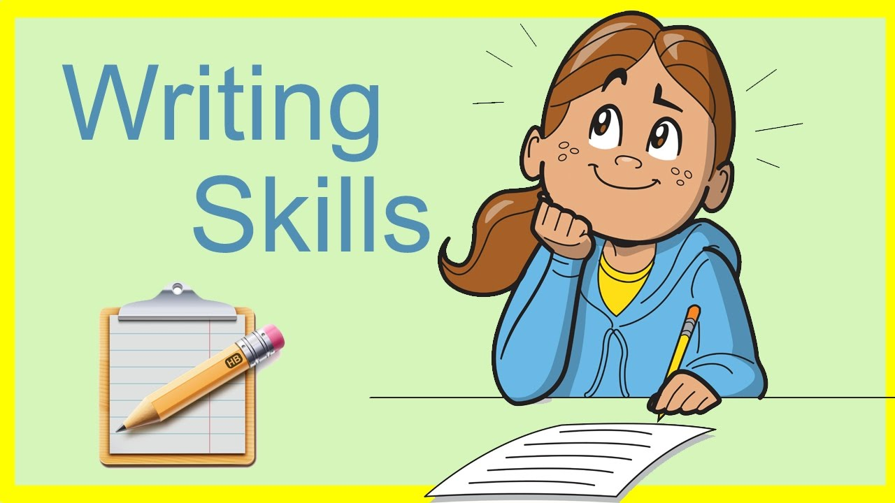 learn writing skills Some may learn best from a written lesson, while others may absorb more from a  video or by reading instructions mylab reading & writing skills is designed to.