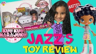 KUU KUU HARAJUKU BABY DOLL PURSE SET. Jazz Toy Review.