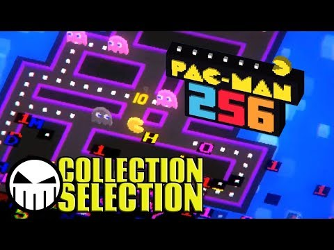Pac-Man 256 | Croooow's Collection Selection
