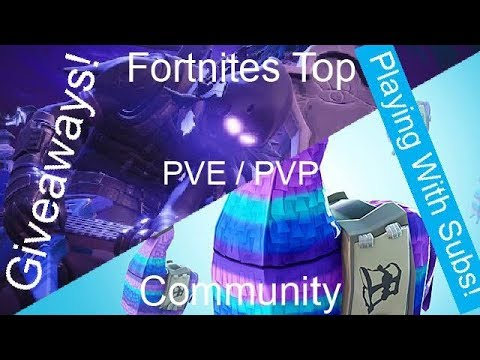 3k V Bucks Giveaway + Save The World Code Free Giveaway | Fortnite PS4 PC & Xbox PVE & PVP Player