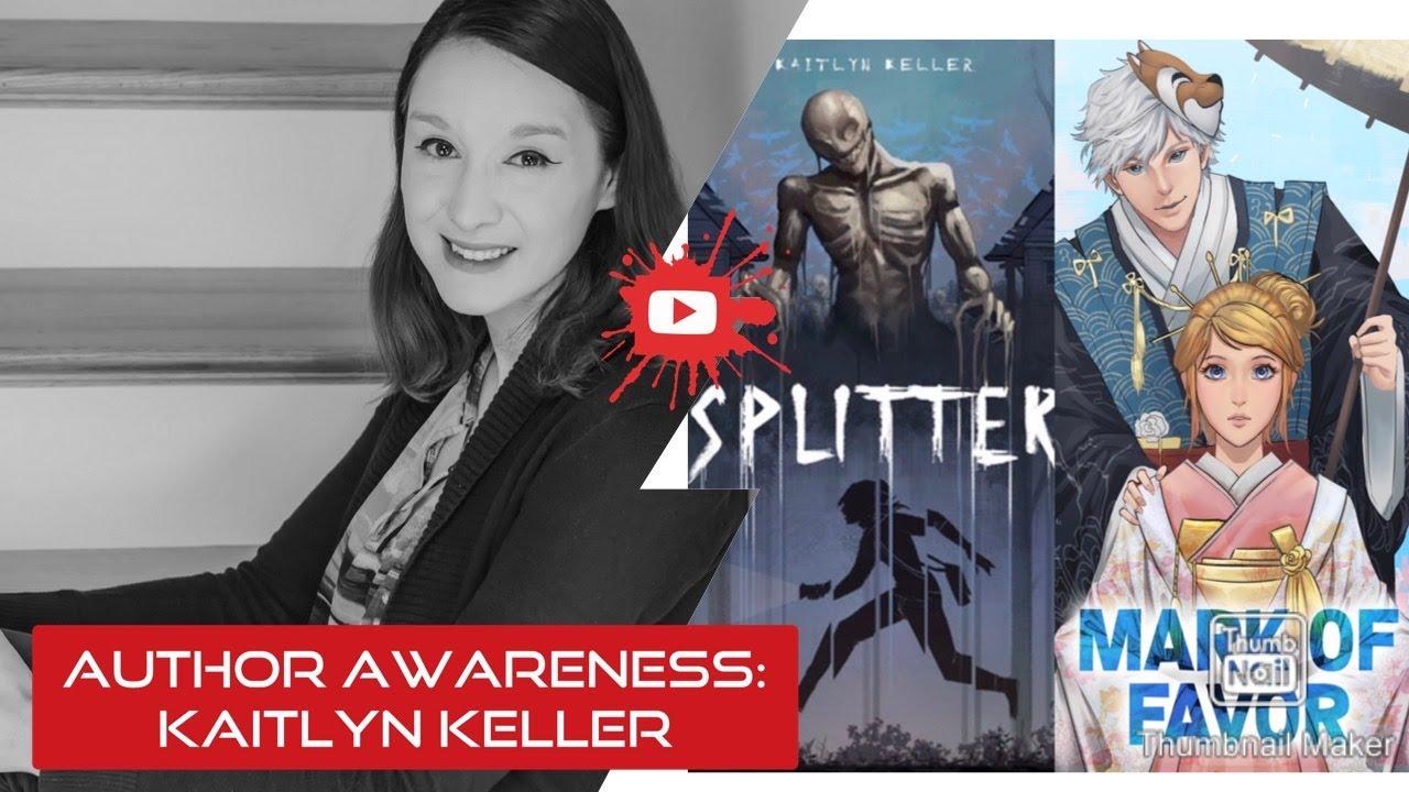 Author Awareness:  Kaitlyn Keller