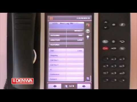How to program a DDI on a Mitel 5000 - VideoPlas