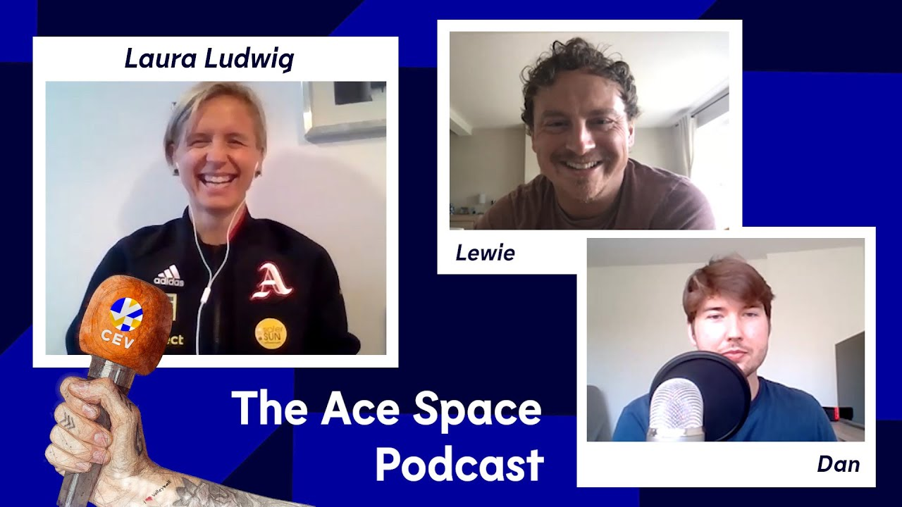 Laura Ludwig: Returning to the Top I The Ace Space Podcast