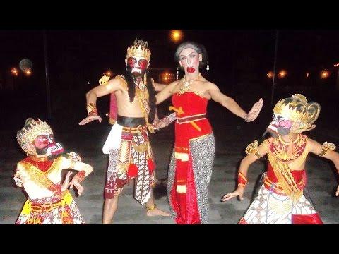 Tari Bambangan Cakil SUPER LUCU - Javanese Classical Dance