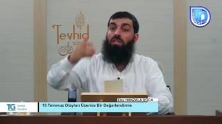 Ebu Hanzala Hoca   Mustafa İslamoğlu Gerçeği