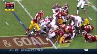 2014 - Buccaneers @ Redskins Week 11