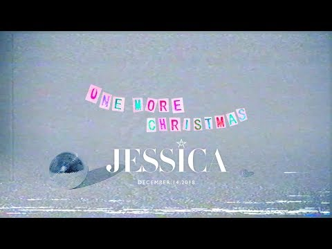 JESSICA (제시카) - ONE MORE CHRISTMAS Official Music Video Teaser