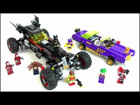 LEGO BATMAN MOVIE Batmobile & Joker Notorious Lowrider Set Reviews | Votesaxon07