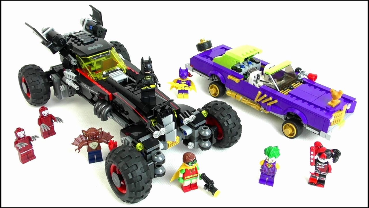 lego batman movie batmobile joker notorious lowrider set. Black Bedroom Furniture Sets. Home Design Ideas