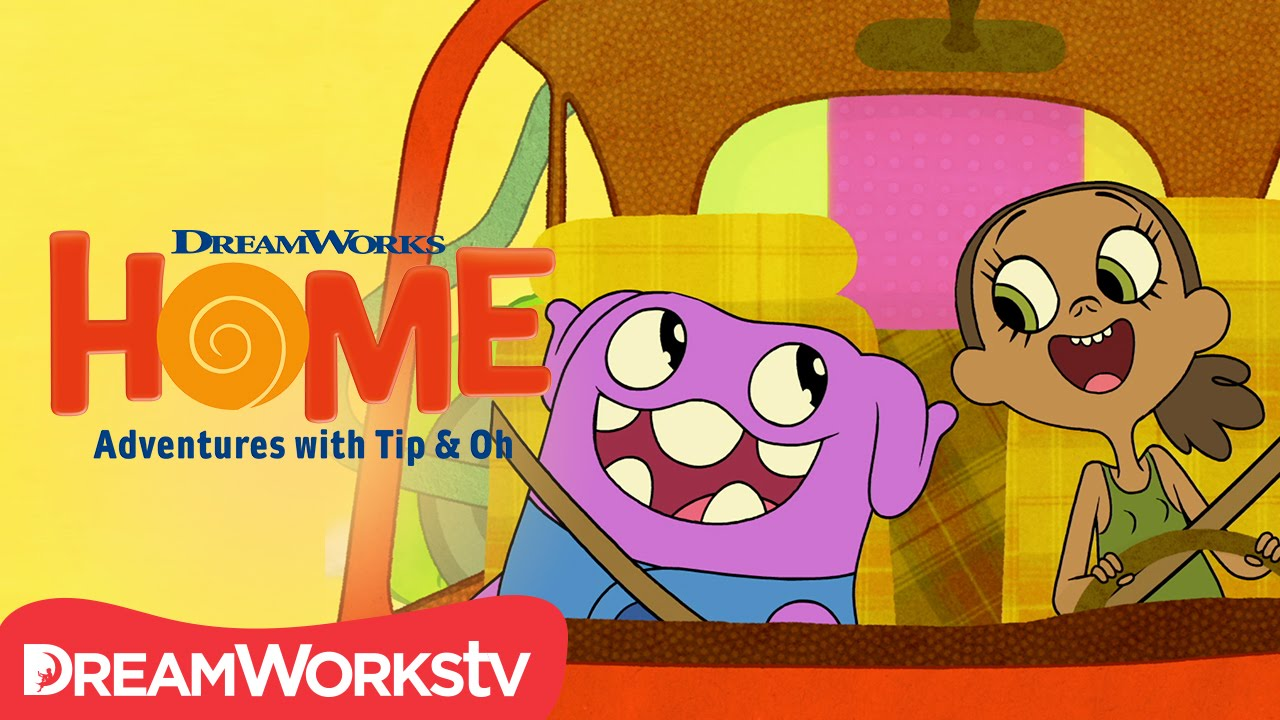 Opening Theme | DreamWorks Home Adventures With Tip U0026 Oh   YouTube