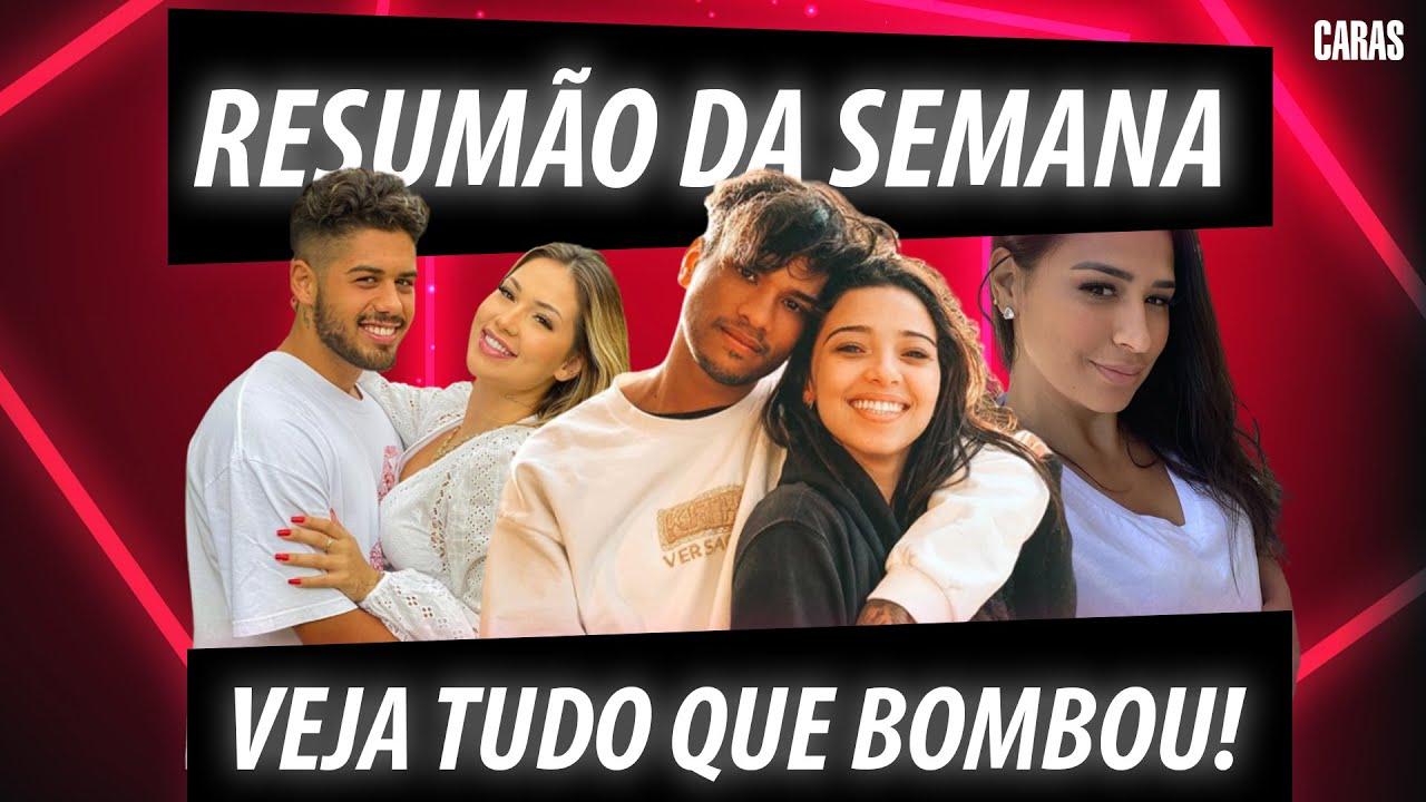 FERNANDO ZOR E MAIARA DE VOLTA, SIMONE GRÁVIDA, SAULO PÔNCIO DÁ FURO EM PUBLI E MAIS! RESUMÃO DA SEM