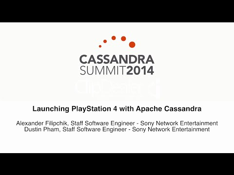 Sony Network Entertainment: Launching PlayStation 4 with Apache Cassandra