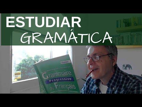 Cómo estudiar gramática en español